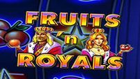 Автомат Fruits and Royals