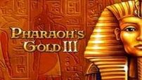 Автомат Pharaoh's Gold III